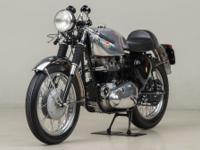 1963 BSA Rocket Gold Star Model A10nVIN: DA10 605