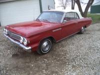 1963 Buick Skylark Convertible ..Near Show Room