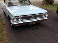 1963 Buick skylark Convertible original unmolested