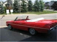 1963 Buick Special. No dents, New paint, New engine,
