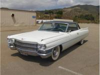 1963 Cadillac Coupe Deville. Wow, what a beautiful