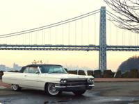 This beautiful 1963 Cadillac Fleetwood Convertible.