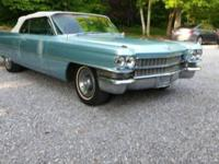 1963 Cadillac Series 62 for sale (TN) - $22,900 '63