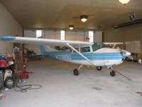 1963 Cessna 182F Skylane Airplane TT3029, SMOH 1509