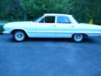 For Sale: For sale a very clean 1963 Chevrolet BelAir