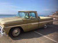 1963 CHEVROLET C10 TRUCK BIG WINDOW PATINA THROUGHOUT
