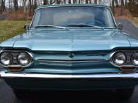 1963 Chevrolet Corvair Monza Convertible new