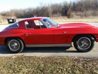 The coolest 63 SWC you will ever find!  1963 Corvette