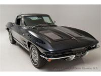 1963 Corvette Split Window Coupe Exotic Classics is