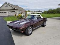 1963 Chevrolet Corvette Convertible Numbers Matching