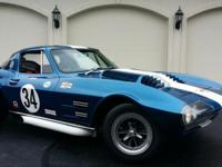 1963 Chevrolet Corvette Grand Sport Coupe. -FEATURES ON