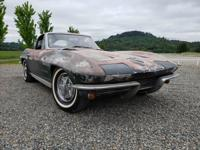 For sale is this 1963 Chevrolet Corvette Split Window