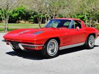 1963 Chevrolet Corvette Stingray Split Window 4-Speed