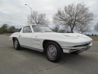 1963 Corvette Split Window Coupe - 327/300 V8 with