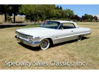This 1964 Chevrolet Impala SS (Stock # F1097) is