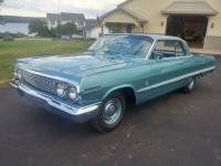 1963 Chevrolet Impala  If you're looking for a very