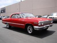 Crevier Classic Cars is pleased to offer this 1963