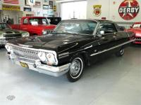 63 Chevy Impala Super Sport, Original California car