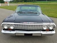 Amazing 1963 Impala SS powered by numbers matching