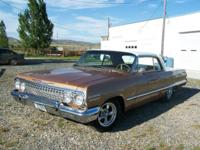 1963 Chevrolet Impala SS For Sale In Caldwell, Montana