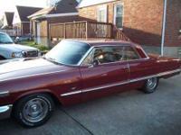 1963 Chevrolet Impala SS (OH) - $22,000 80,000 original