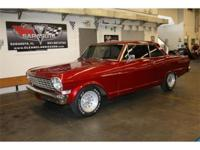 Super clean 1963 Chevrolet Nova Super Sport - Original