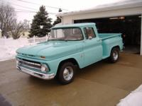 1963 Chevy C10 for sale (IN) - $16,500. 74k miles.