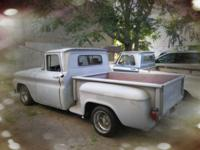 1963 Chevy C10 (stepside) 350 engine (runs good) Recent