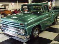 Beautifully Restored 1963 Custom Pickup with less than