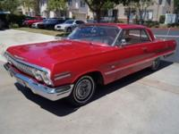 1963 Chevy Impala for sale (CA) - $38,000 '63 Chevy