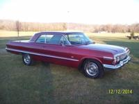 1963 Chevy Impala for sale (TN) - $26,900. '63 Chevy