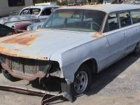 1963 Chevy Impala Stationwagon Color: Primer VIN: