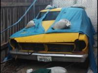 Need gone....these old cars are getting hard to find.