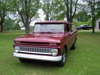 1963 Chevy C-20 (3/4 ton 8 lug) pickup truck 2wd 8 foot