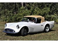Year : 1963 Make : Daimler Model : SP250 Exterior Color