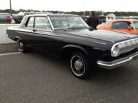 Nice 1963 Dodge 330 with nice strong framework and