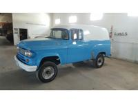 Year: 1963 Make: Dodge Model: Truck Exterior Color:
