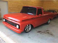 Year : 1963 Make : Ford Model : F100 Exterior Color :