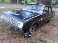1963 Ford Falcon 170 6 cyclinder automatic