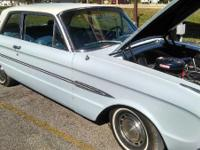 1963 Ford Falcon Futura Super nice classic car