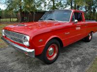 1963 V-8 4-speed Ranchero. -1 Of 1351963 V-8 4-speed