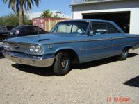 1963 Ford Galaxie 500 XL R-Code. 1963  Ford Galaxie 500