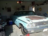 I am selling a rare find 1963 Ford Galaxie XL Fastback