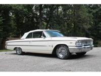 This Galaxie 500 looks amazing and is solid throughout