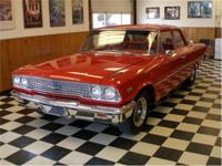 WHAT A GORGEOUS HEAD TURNING CLASSIC!!!! THIS 1963 FORD