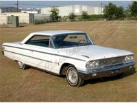 1963 1/2 Ford Galaxie 500 When it comes to muscle cars