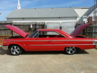 Okay what I have here is a 63 1/2 ford galaxie fastback