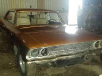 1963 Ford Galaxie for sale (TX) - $8,500 '63 Ford