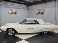 Stk#033 1963 1/2 Ford Thunderbird Limited Edition