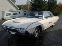 Original, 2 owner, unrestored 1963 Thunderbird Landau